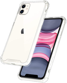 Goospery iPhone 11 Clear Phone Case Shockproof Bumper Cover iPhone11