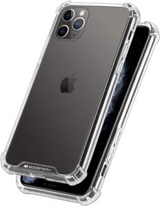 Goospery iPhone 11 Pro Clear Phone Case Shockproof Bumper Cover