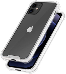 Goospery iPhone 12 Clear Phone Case Shockproof Bumper Cover iPhone12