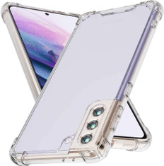 Goospery Samsung Galaxy S21+ Plus 5G Clear Phone Case Shockproof Cover