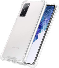 Goospery Samsung Galaxy S20 FE Fan Edition Clear Case Shockproof Cover