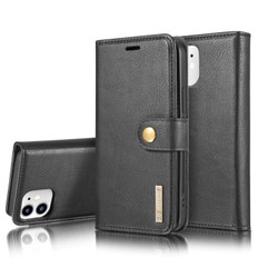iPhone 12 Mini Detachable Classic Wallet PU Leather Case Cover Apple