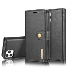 iPhone 12 Pro Detachable Classic Wallet PU Leather Case Cover Apple
