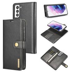 Samsung Galaxy S21+ Plus 5G Detachable Classic Wallet Case Cover G996