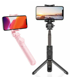 Baseus Bluetooth Extendable Selfie Stick Folding Bracket Tripod