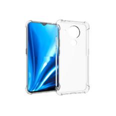 Nokia 3.4 Clear Mobile Phone Case Shockproof Cover Corner Bumper