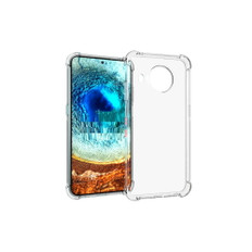 Nokia X20 5G Clear Mobile Phone Case Shockproof Cover Corner Bumper