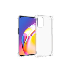 Oppo A74 5G Clear Mobile Phone Case Shockproof Cover Corner Bumper
