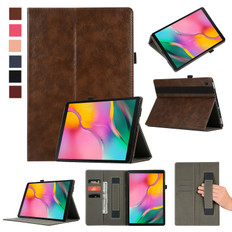 """Samsung Galaxy Tab A7 Lite 8.7"""" (2021) T220 T225 Leather Case Cover"""