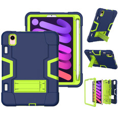 Stylish Shockproof iPad mini 6 2021 Case Cover Heavy Duty Kids Apple