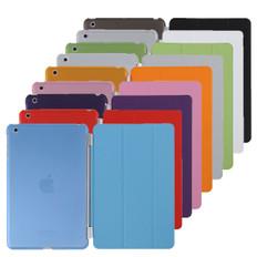 iPad mini 1 2 3 Retina Smart Cover + Back Case Apple mini1 mini2 mini3