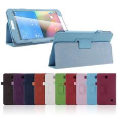 Samsung Galaxy Tab 4 8.0 T330 T331 T335 Folio Case Cover Tab4 8 inch