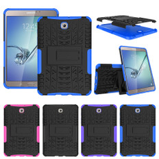 "Heavy Duty Samsung Galaxy Tab S2 8.0"" T710 T715 Kids Case Cover Tough"