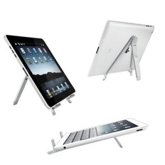 Aluminium Foldable Holder Stand Dock for Android Tablet Apple iPad