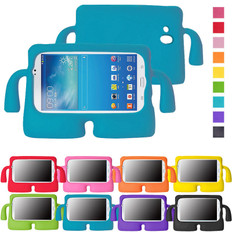 """Shockproof Case for Samsung Galaxy Tab 3 7.0"""" Kids Cover Skin T2105"""