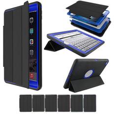 Hybrid Heavy Duty iPad 2 3 4 Shockproof Smart Case Cover Apple Kids