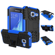 Heavy Duty Samsung Galaxy J1 mini Handset Shockproof Case Cover J105