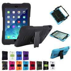 iPad 2 3 4 Heavy Duty Tough Case Cover Apple Skin Kids Shockproof CJB