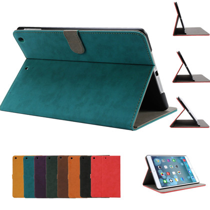 "New iPad 9.7"" 2018 6th Gen Smart Classic Folio Apple Stand Case Cover"