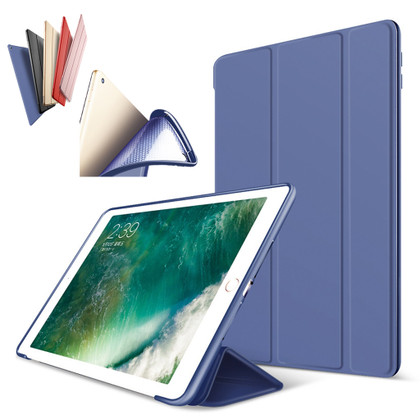 iPad 10.2 2019 7th Gen Smart Cover Soft Silicone Back Case Apple iPad7