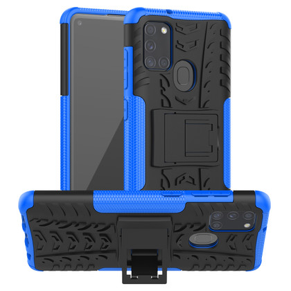 Heavy Duty Samsung Galaxy A21s 2020 Handset Shockproof Case Cover A217