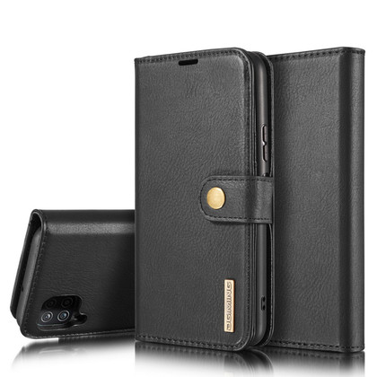Samsung Galaxy A12 Detachable Classic Wallet Leather Case Cover A125