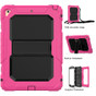 Heavy Duty iPad Mini 1 2 3 Strap Case Cover Car Apple Kids Shockproof
