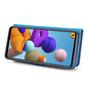 Samsung Galaxy A21s 2020 Detachable Classic Wallet Case Cover A217