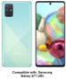 Compatible model: Galaxy A71. (1)