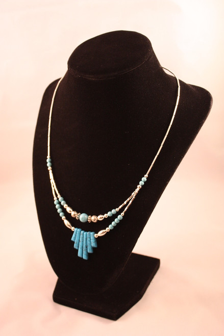 Native American Jewelry ~ Turquoise Necklace