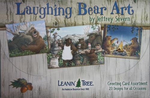 Laughing Bear Art