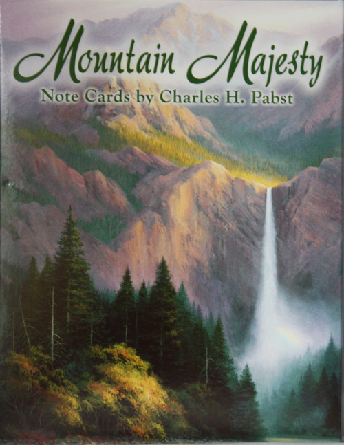 Mountain Majesty Mini Card Assort.