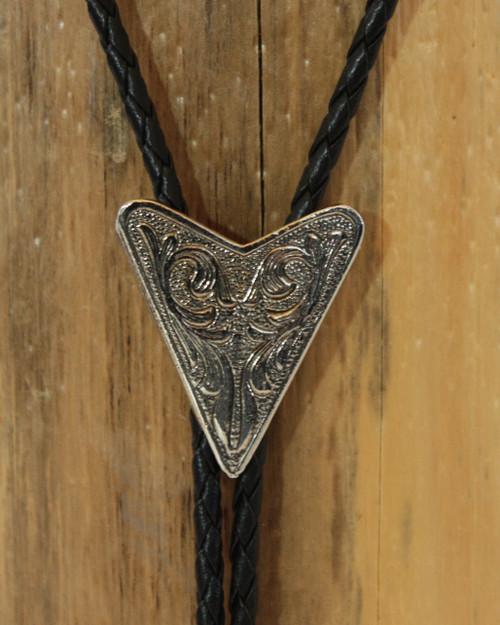 Triangle Silver Bolo