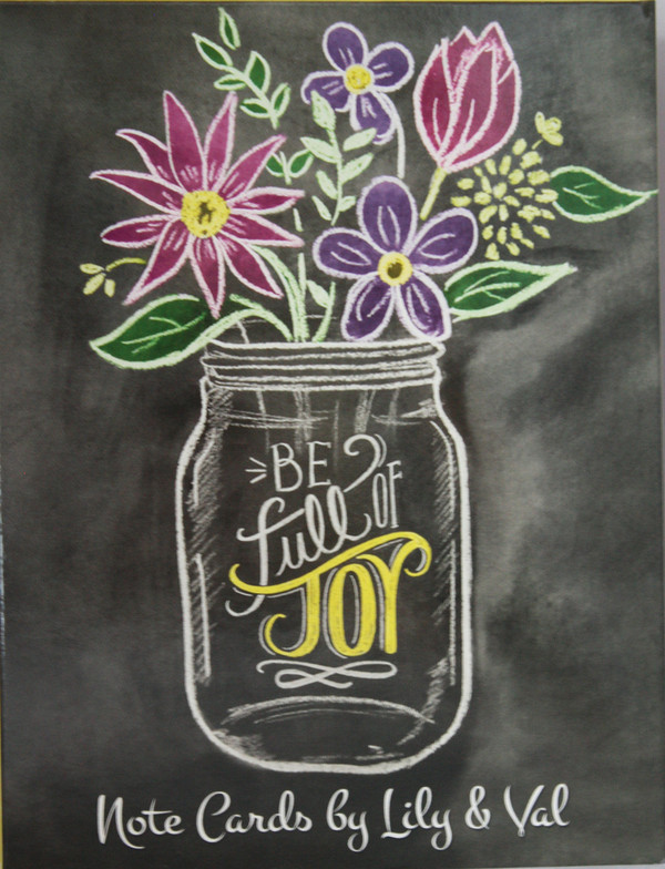 Be Full of Joy Mini Card Assort.