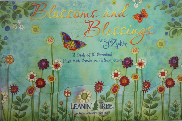 Blossoms and Blessings