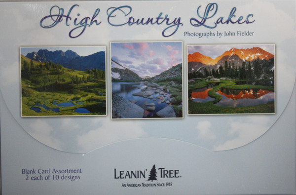 High Country Lakes