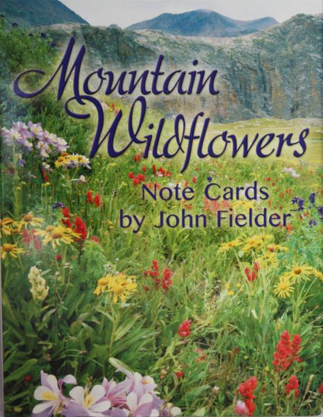 Mountain Wildflowers Mini Card Assort.