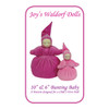 """10"""" and 6"""" Bunting Baby Pattern"""