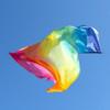 Rainbow Playsilk