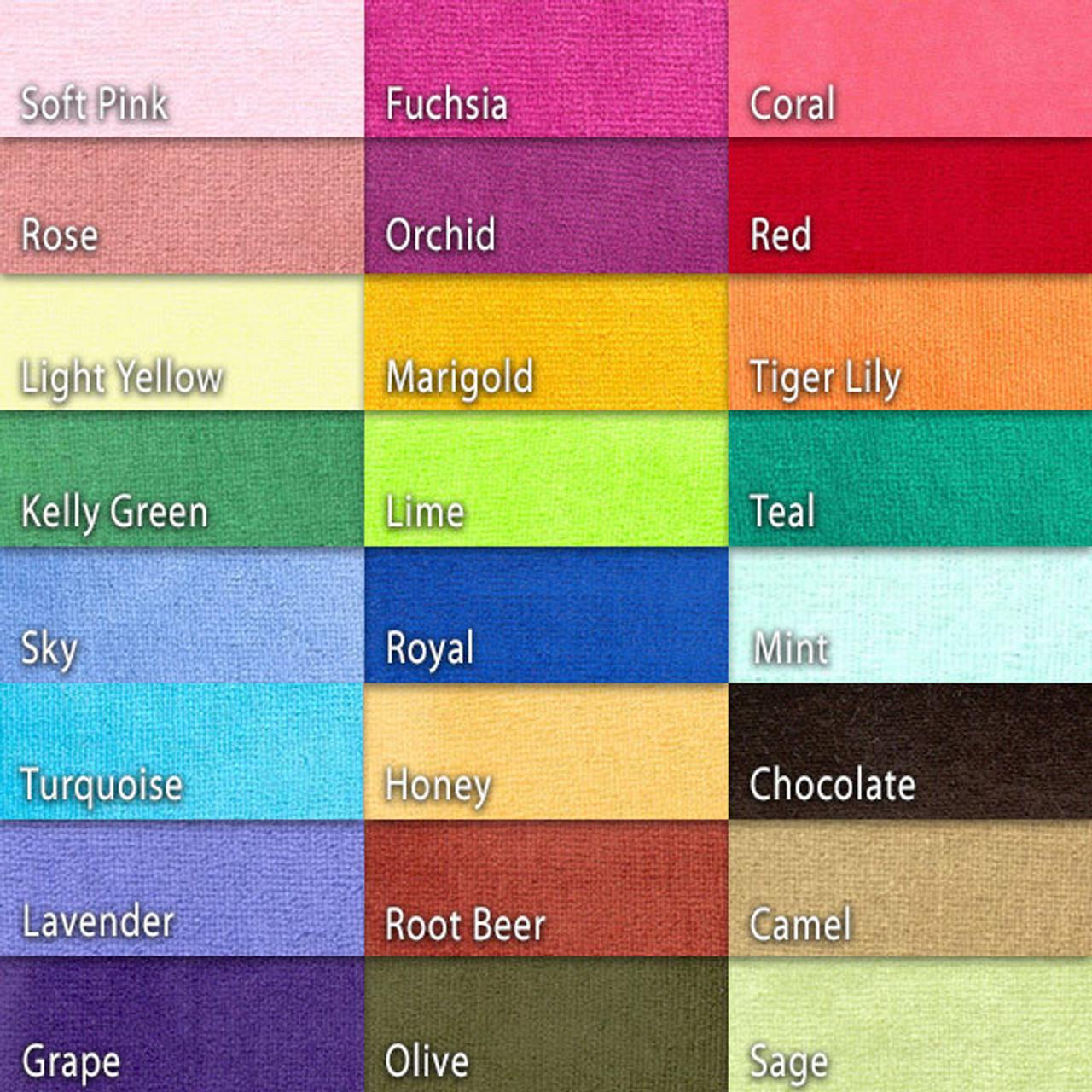 125e4a8a4c5 Cotton Knit Velour Fabric - A Child's Dream Come True