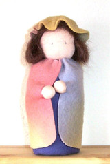 Waldorf Doll Making, Peg Dolls and Doll Faces