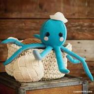 Sew a Felt Octopus