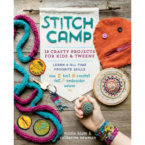 Stitch Camp by Blum & Newman