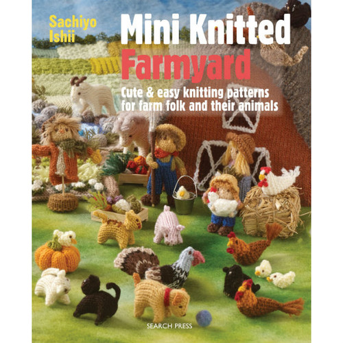 Mini Knitted Farmyard by Sachiyo Ishii