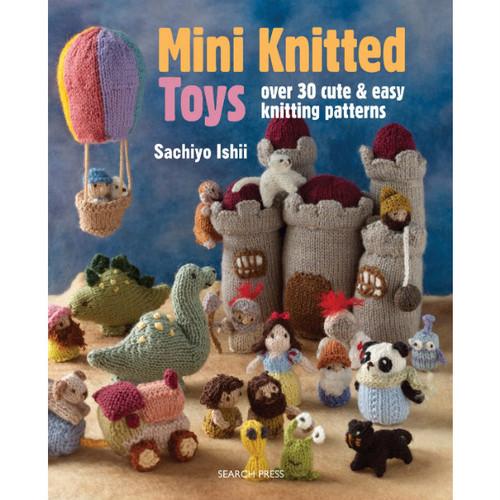 Mini Knitted Toys by Sachiyo Ishii