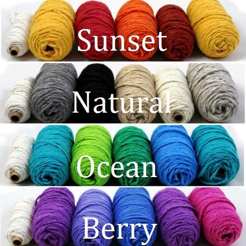 PegLoom Yarn Packs