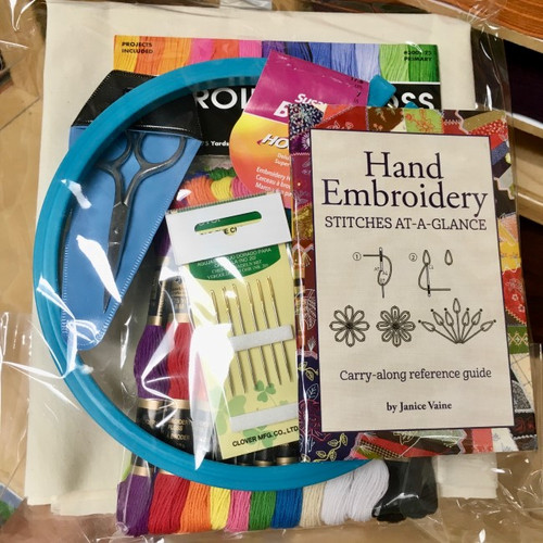 Hand Embroidery Set
