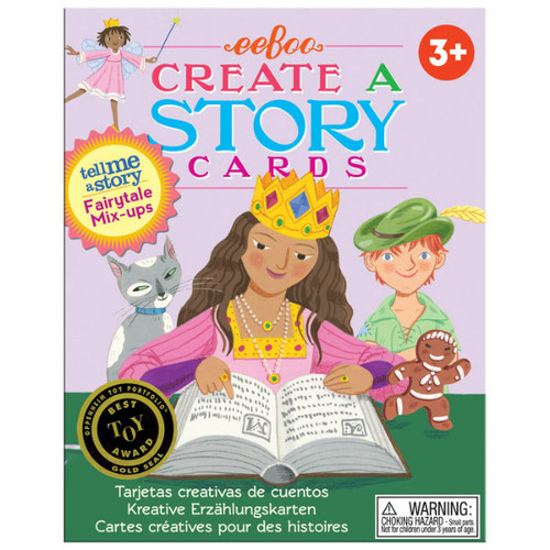 Create a Story Cards -Fairytale Mix-ups
