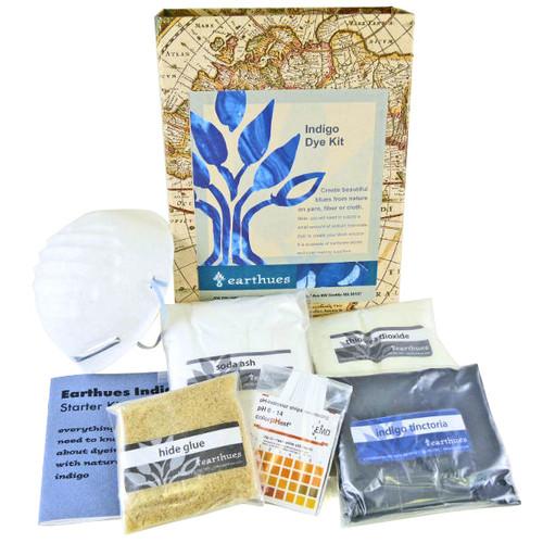 Earthues Natural Dye Kit - Indigo