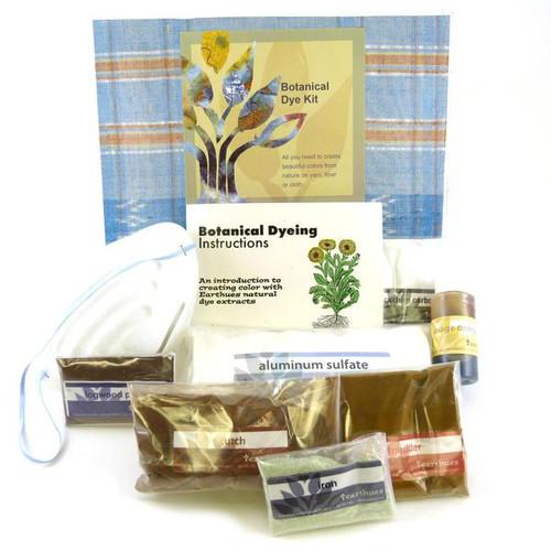 Earthues Natural Dye Kit - Botanical